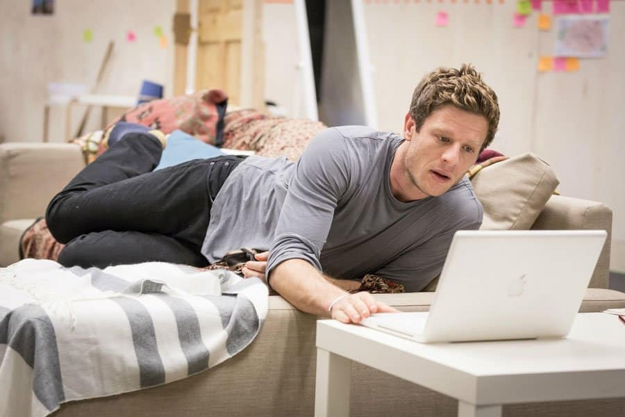 James Norton in Belleville