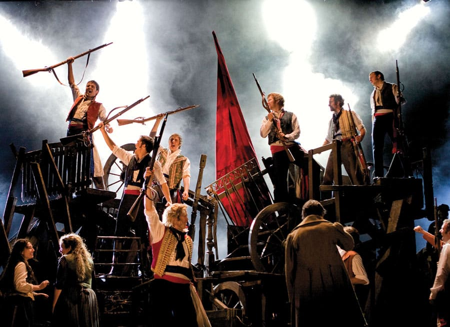 Les Miserables UK Tour