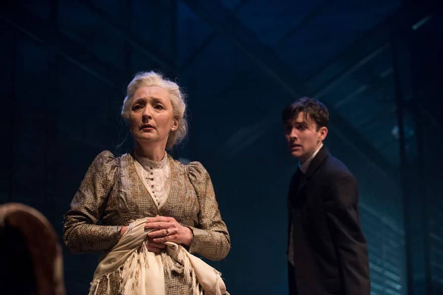 Long Day's Journey Into Night Review Wyndham's Theatre