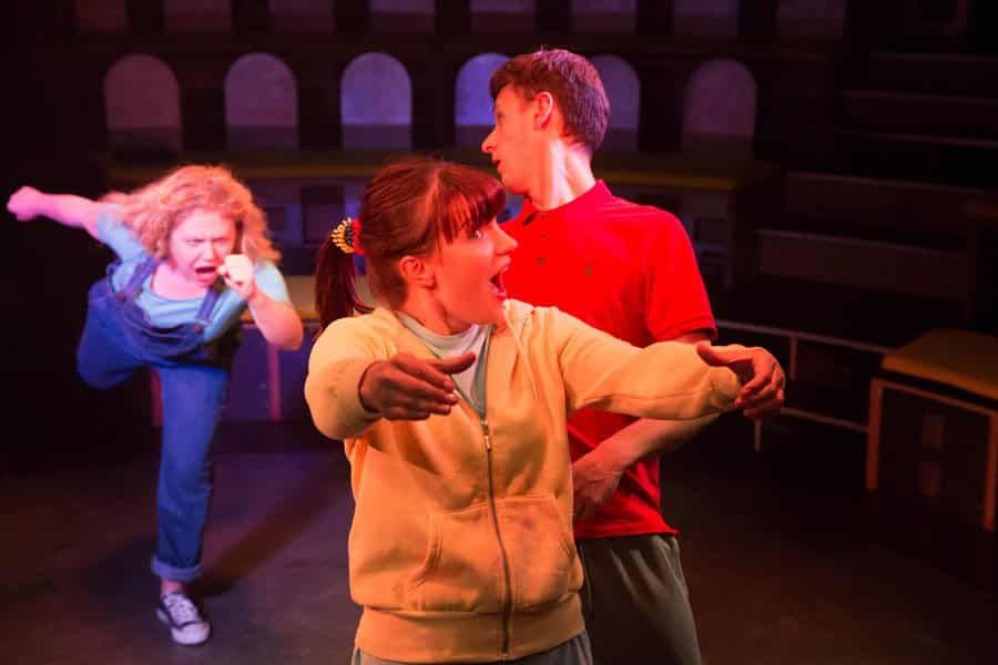 How To Be A Kid Review Orange Tree Theatre