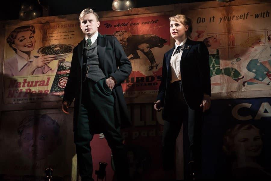 Teddy the musical extends run at Thye Vaults London