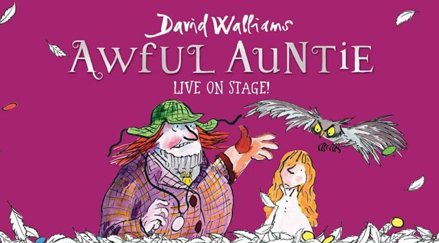 David Walliams' Awful Auntie UK Tour
