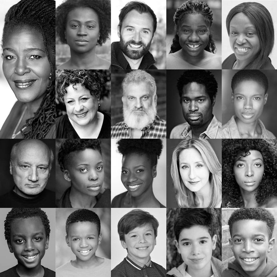 Caroline or Change cast Hampstead Theatre