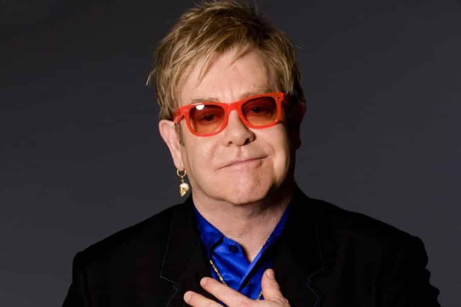 Elton John Rocketman musical