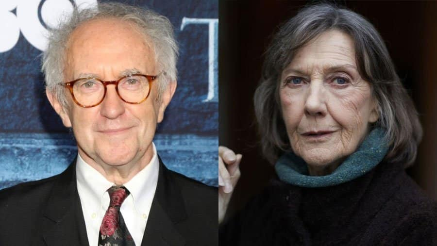 Jonathan Pryce and Dame Eileen Atkins to star in The Height Of The Storm