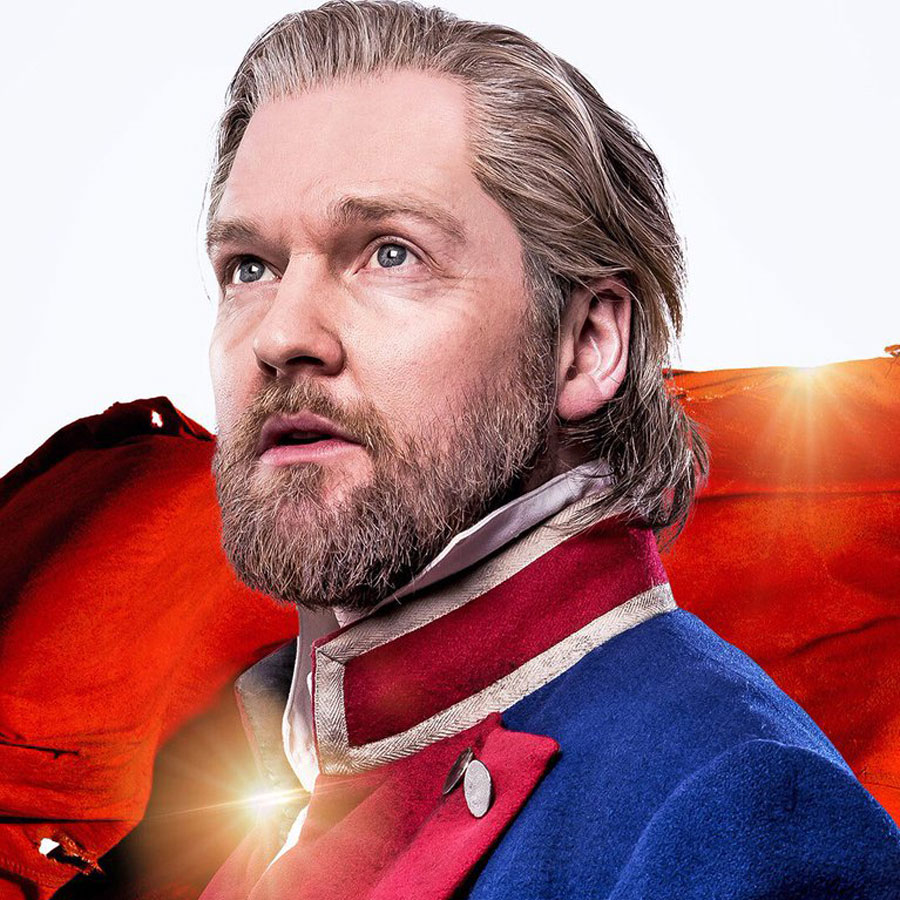 Killian Donnelly as Jean Valjean.