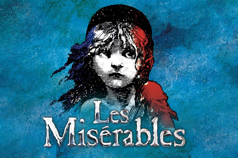 Is Les Miserables Touring In