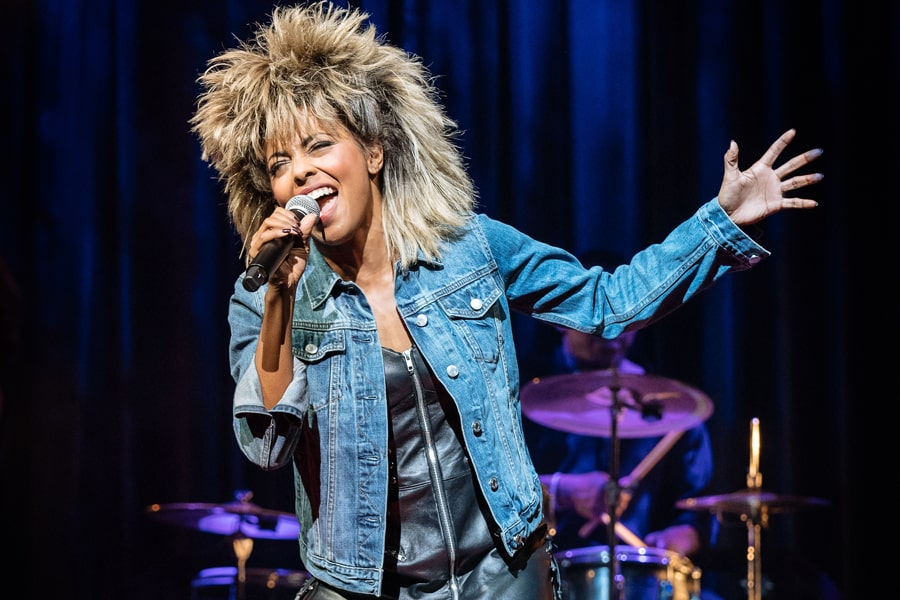 Book now for Tina the Musical at Aldwych Theatre starring Adrienne Warren