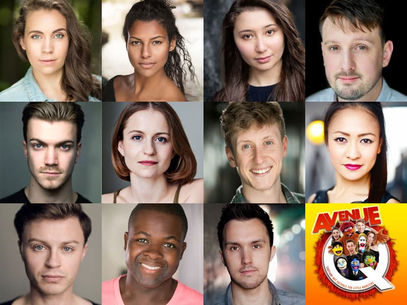 Avenue Q Uk Tour Cast announced