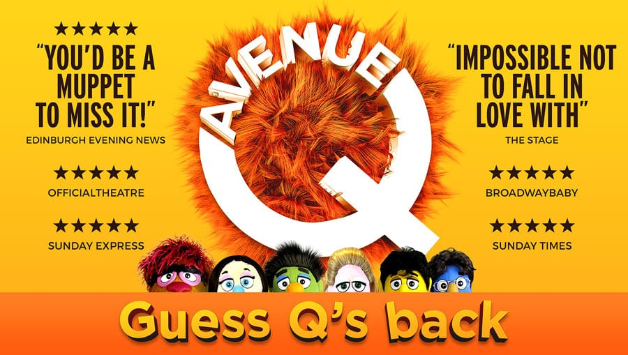 Avenue Q UK Tour