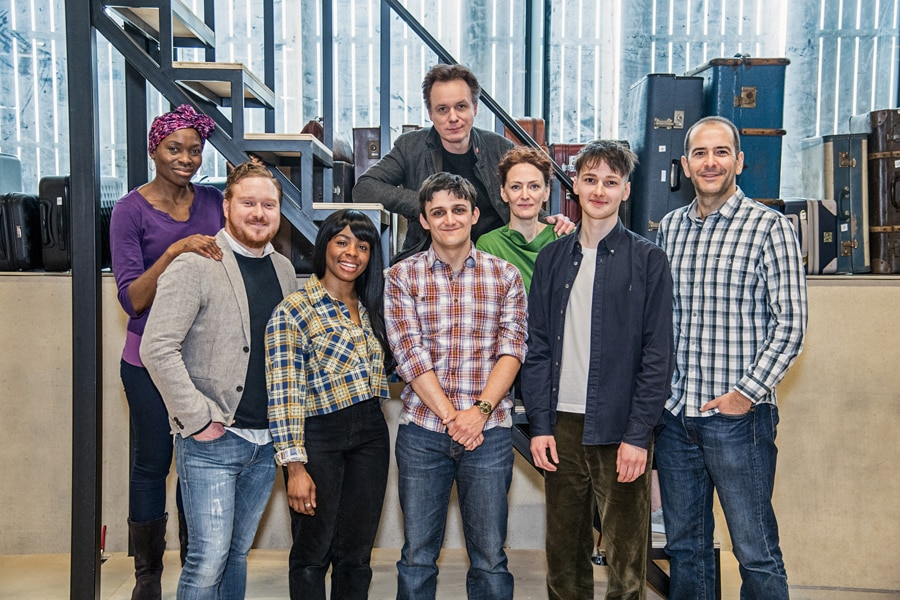 New cast announced for Harry Potter and the Cursed Child - March 2018