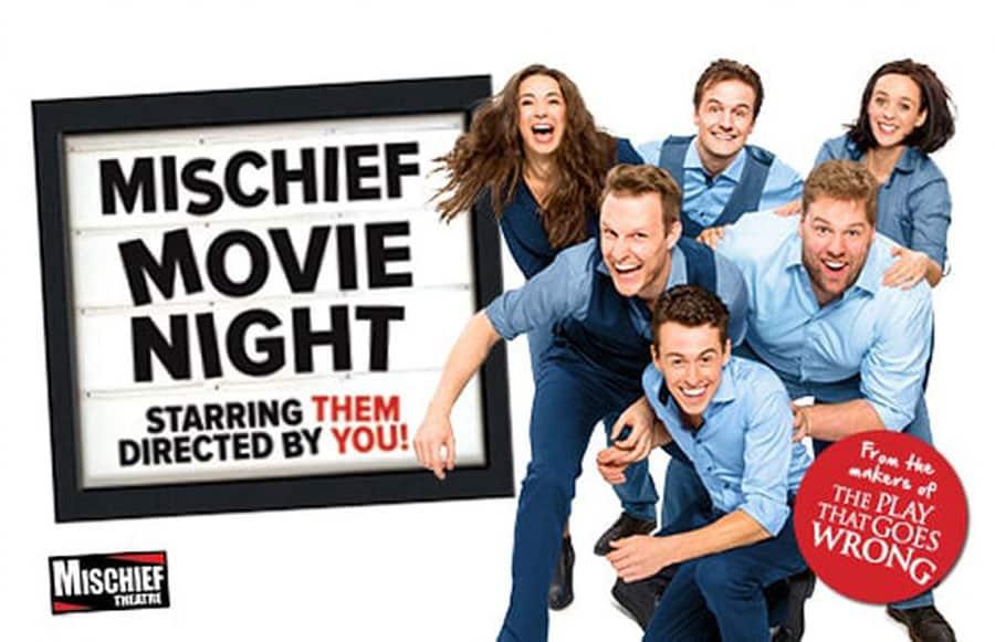 Mischief Movie Night UK Tour