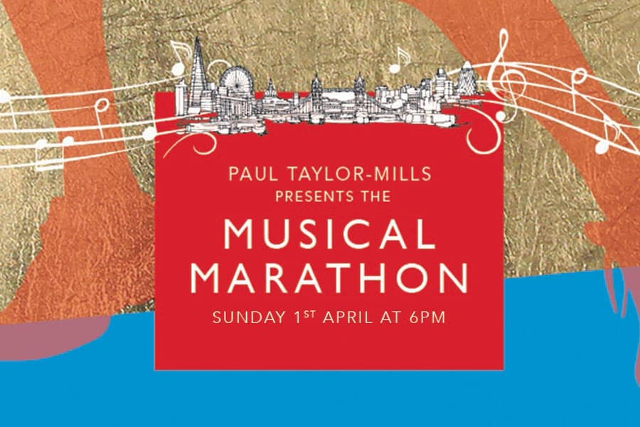 The Musical Marathon at The Other Palace
