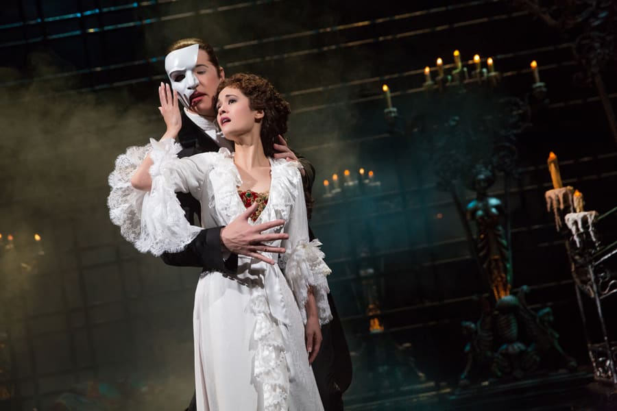 The Phantom Of The Opera Broadway Tickets