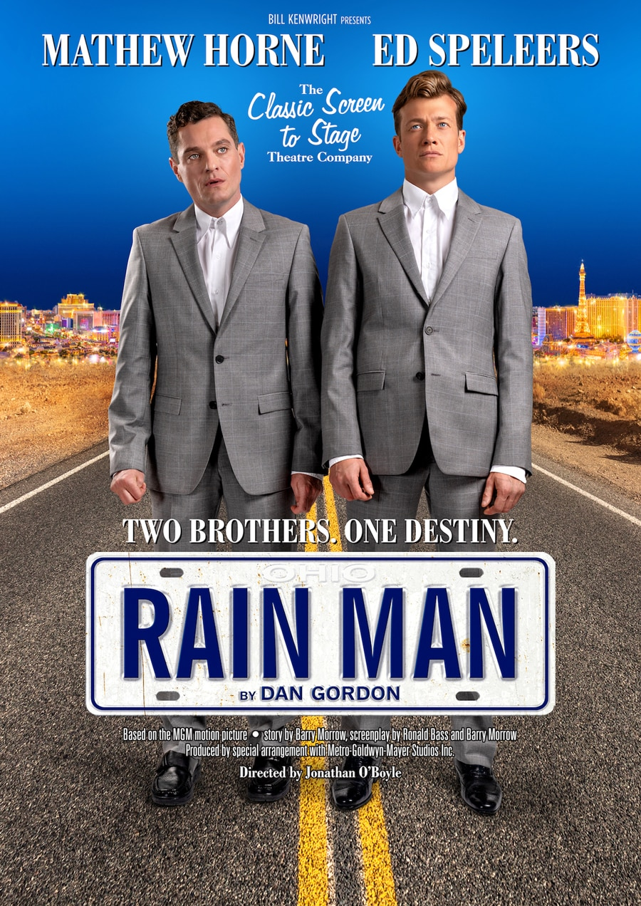 Rain Man Uk Tour