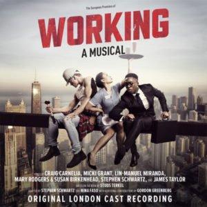 Working London Cast Recording