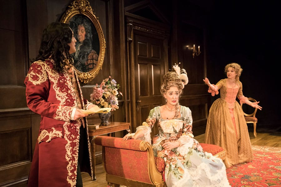 The Way Of The World at Donmar Warehouse