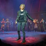 Andrew Polec in Bat Out Of Hell musical