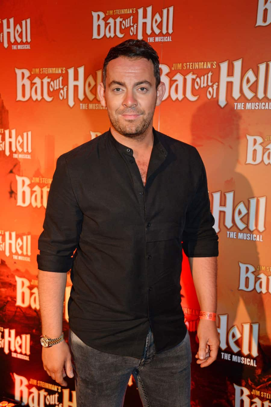 Opening Night of Bat Out Of Hell