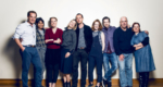 Consent-cast-Harold-pinter-theatre-Adam-James,-Thusitha-Jayasundera,-Nina-Raine,-Claudie-Blakley,-Stephen-Campbell-Moore,-Clare-Foster,-Lee-Ingleby,-Roger-Michell-and-Heather-Craney