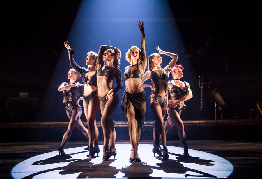 Kander and Ebb's Chicago revived in London