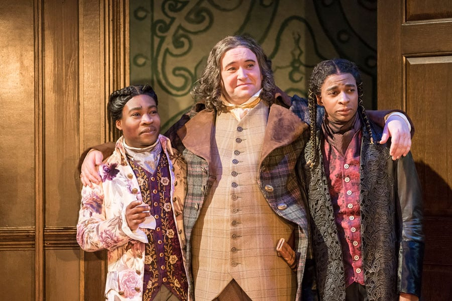 The Way Of The World review Donmar Warehouse