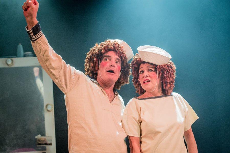Tonight at 8.30 at Jermyn Street Theatre