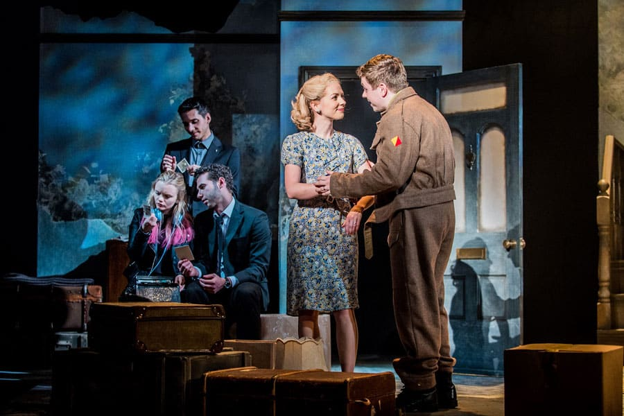 Pieces Of String review Mercury Theatre Colchester