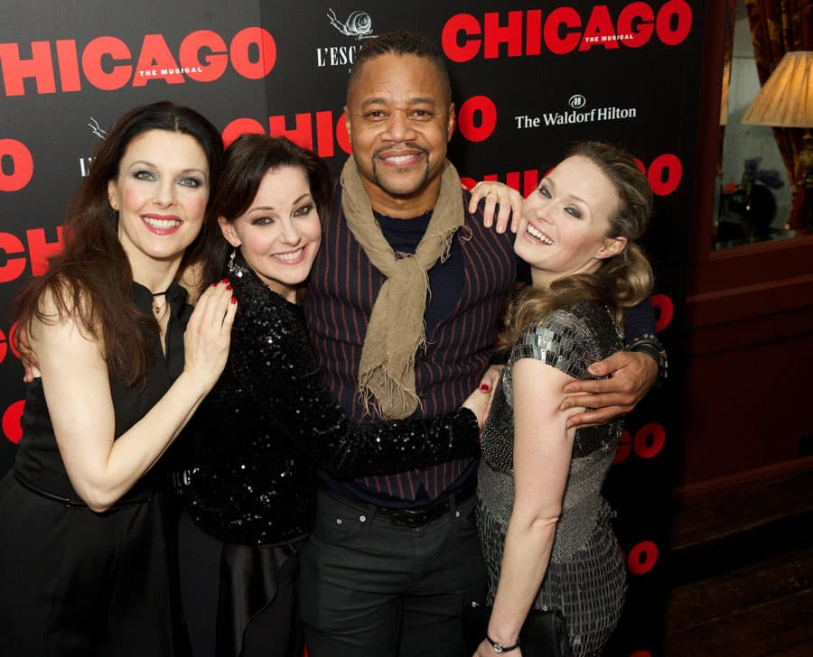 Chicago Opening Night