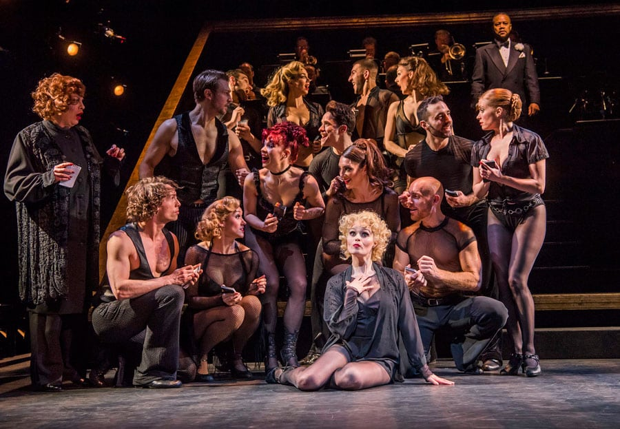 Kander and Ebb's Chicago returns to London