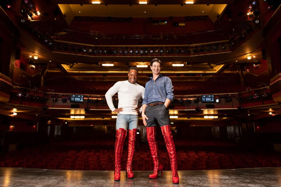 Oliver Tompsett joins the cast of Kinky Boots West End