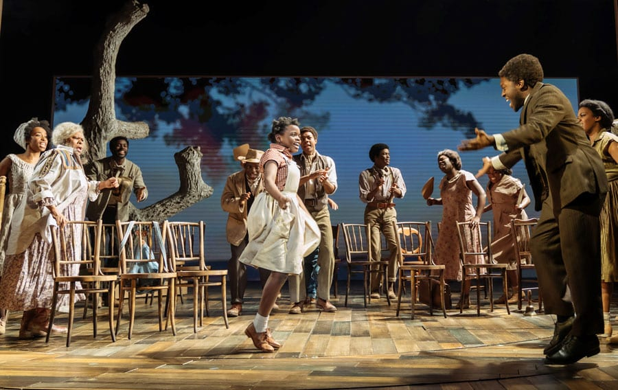 Tina Musical Aldwych Theatre