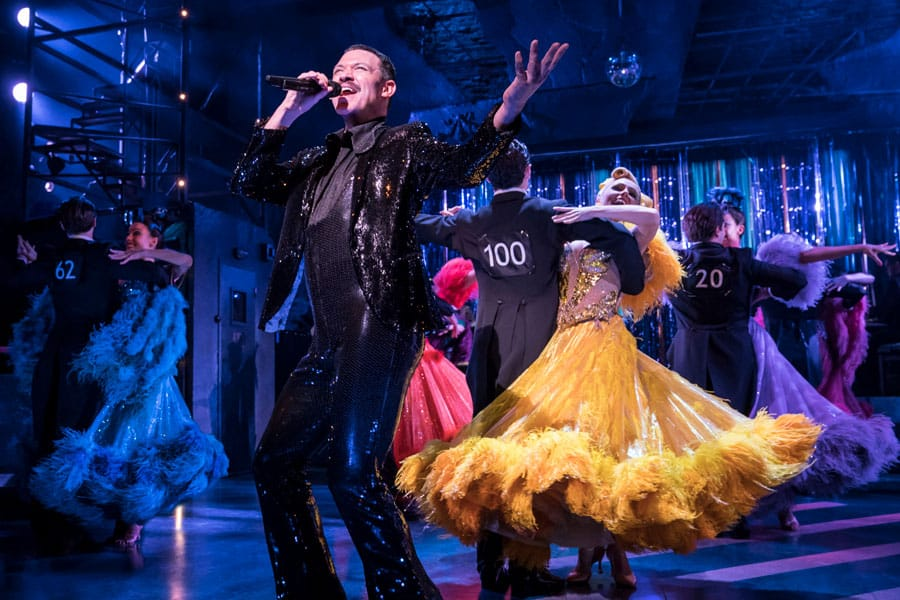 Strictly Ballroom Review Piccadilly Theatre