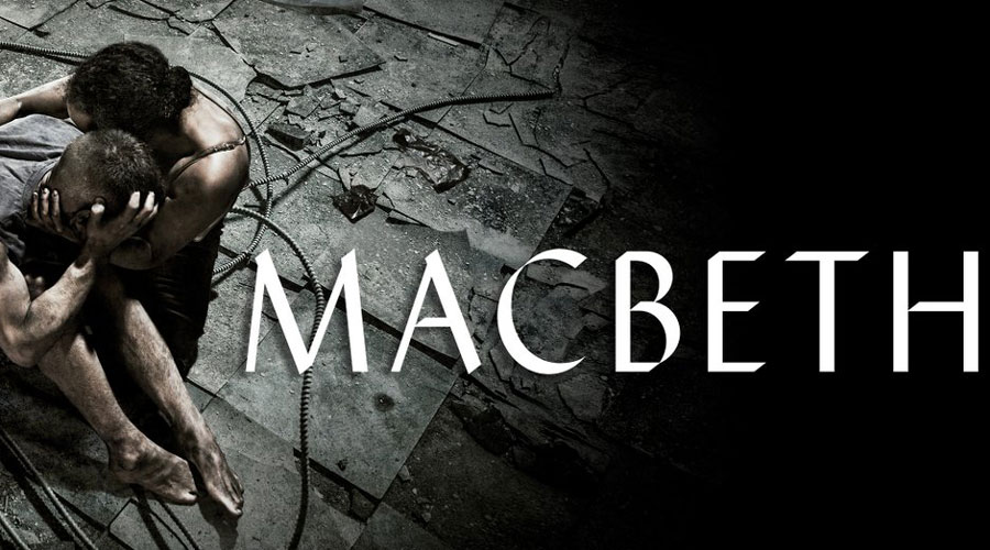 Macbeth UK Tour- National Theatre