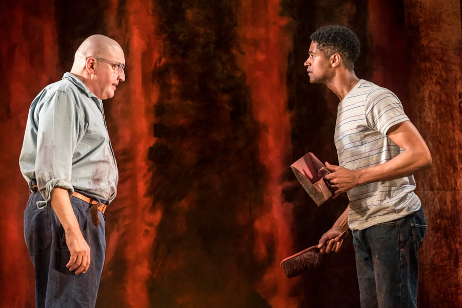 Red review Wyndham's Theatre