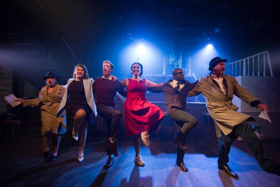 H R Haitch Review Union Theatre