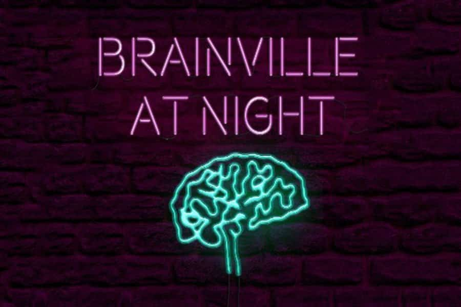 Brainville at Night - Brighton Fringe 2018