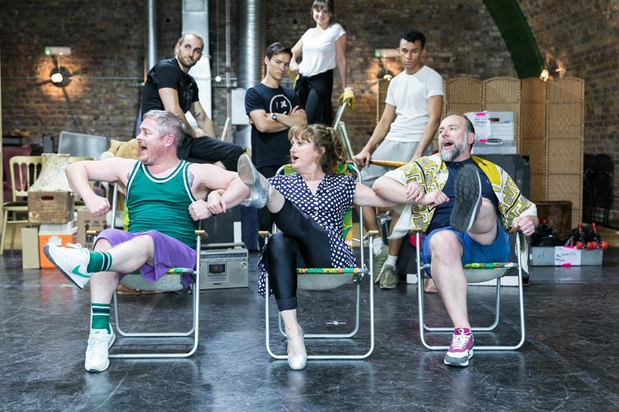 Kander and Ebb's The Rink at Southwark Playhouse