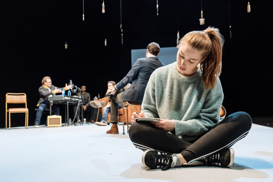 Joe Penhall's Mood Music Review at the Old Vic