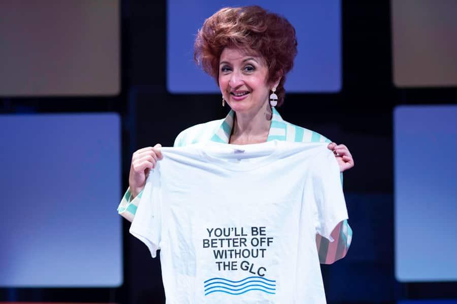 Shirleymander review at Playground Theatre