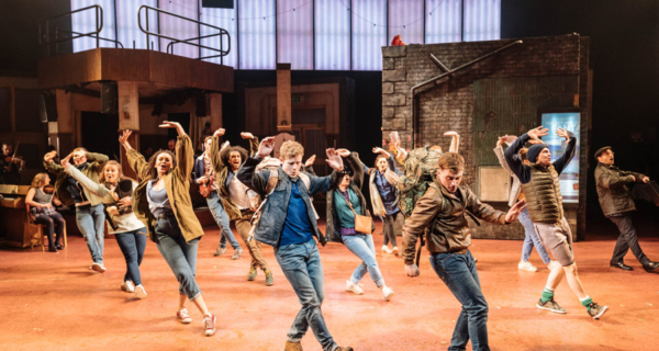 REVIEW: Sunshine On Leith, West Yorkshire Playhouse ✭✭✭✭