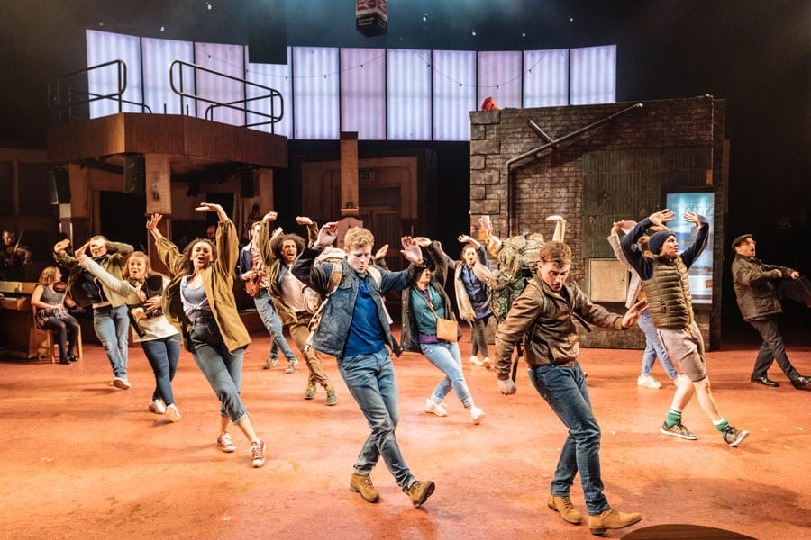 Sunshine On Leith review West Yorkshire Playhouse