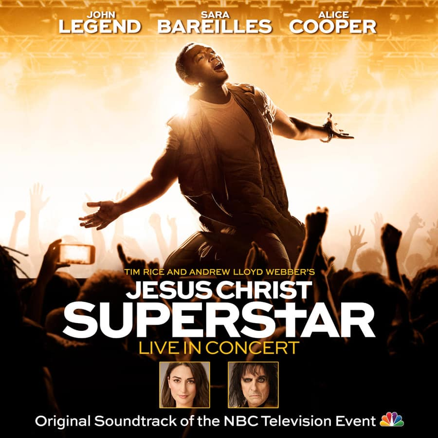 Jesus Christ Superstar Live CD Review
