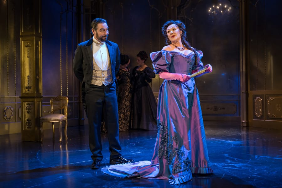 An Ideal Husband Vaudeville Theatre
