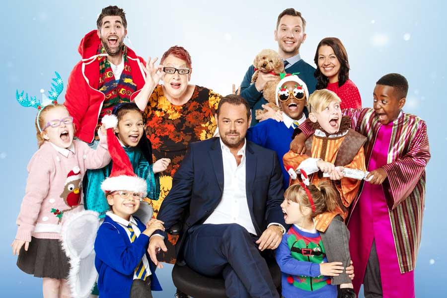 Danny Dyer Jo Brand Nativity The Musical