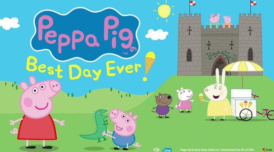 Peppa Pig UK Tour 2021
