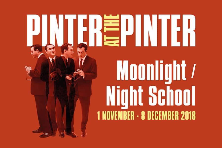 Pinter at the Pinter - Moonlight - Night School