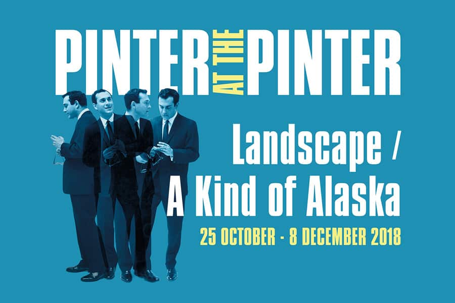 Pinter at the Pinter - Lanscape - A Kind Of Alaska