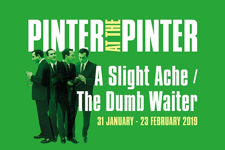 Pinter at the Pinter - A Slight Ache - The Dumb Waiter
