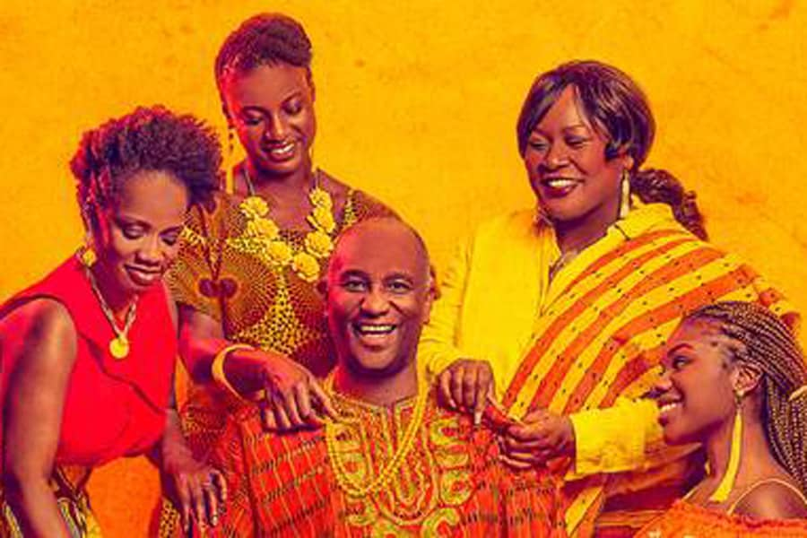 The Secret Lives Of Baba Segi's Wives at Arcola Theatre